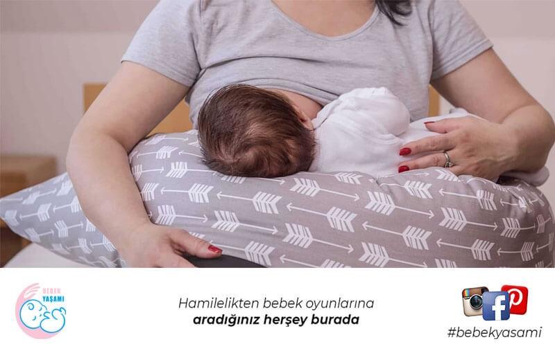Yeni Doğan Bebek Emzirme